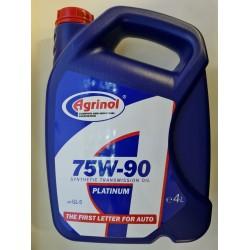 75w-90 Agrinol Platinum 4 litri