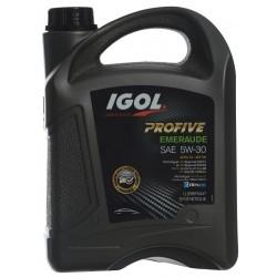 IGOL PROFIVE EMERAUDE 5w30 4 litri