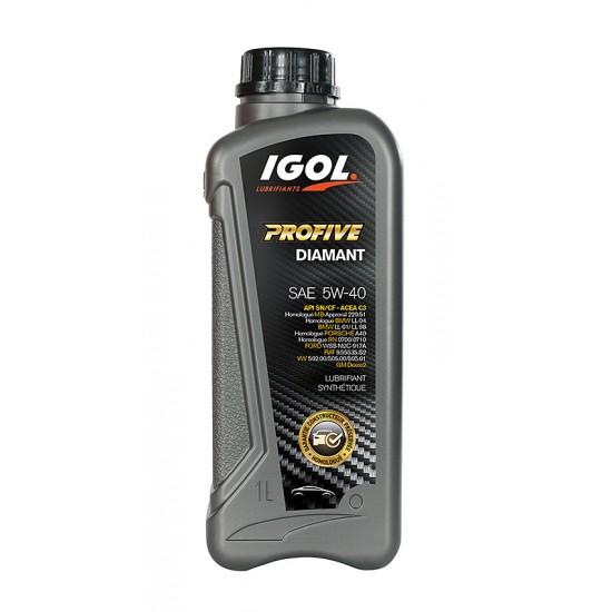 IGOL PROFIVE DIAMANT 5w40 1litrs