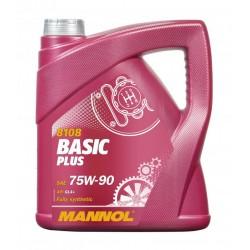 75W90 Basic Plus  GL-4+ 4 litri