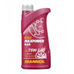75W140  Mannol Maxpower 4x4 GL-5