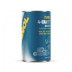 Mannol 4-takt Agro SAE30 0.6 litri