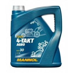 Mannol 4-takt Agro SAE30 4 litri