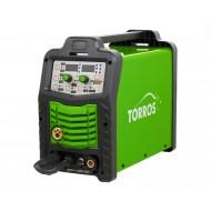 Metināšanas pusautomāts TORROS MIG 200Pulse (M2004), 220V