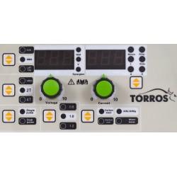 Metināšanas pusautomāts TORROS MIG 200DoublePulse (M2006), 220V