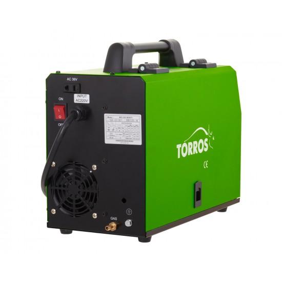 Metināšanas pusautomāts TORROS MIG-200 SUPER (M2007) 220V
