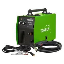 Metināšanas pusautomāts TORROS MIG-160 (M1602) 220V