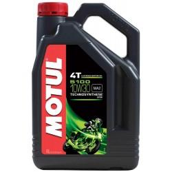 MOTUL 5100 4T 10W30 4 litri