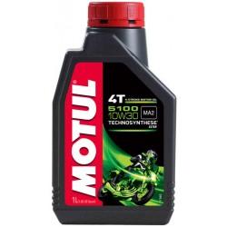 MOTUL 5100 4T 10W30 1 litrs