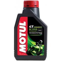 MOTUL 5100 4T 10W40 1 litrs