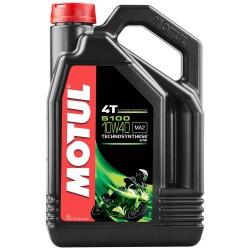 MOTUL 5100 4T 10W40 4 litrs
