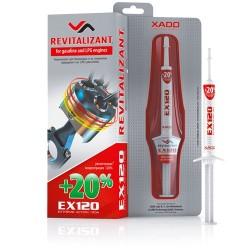 XADO Revitalizants EX120 benzīna un gāzes dzinējiem